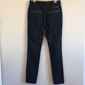 Lululemon | Black Pant w/ 5 Zipper Pockets size 32